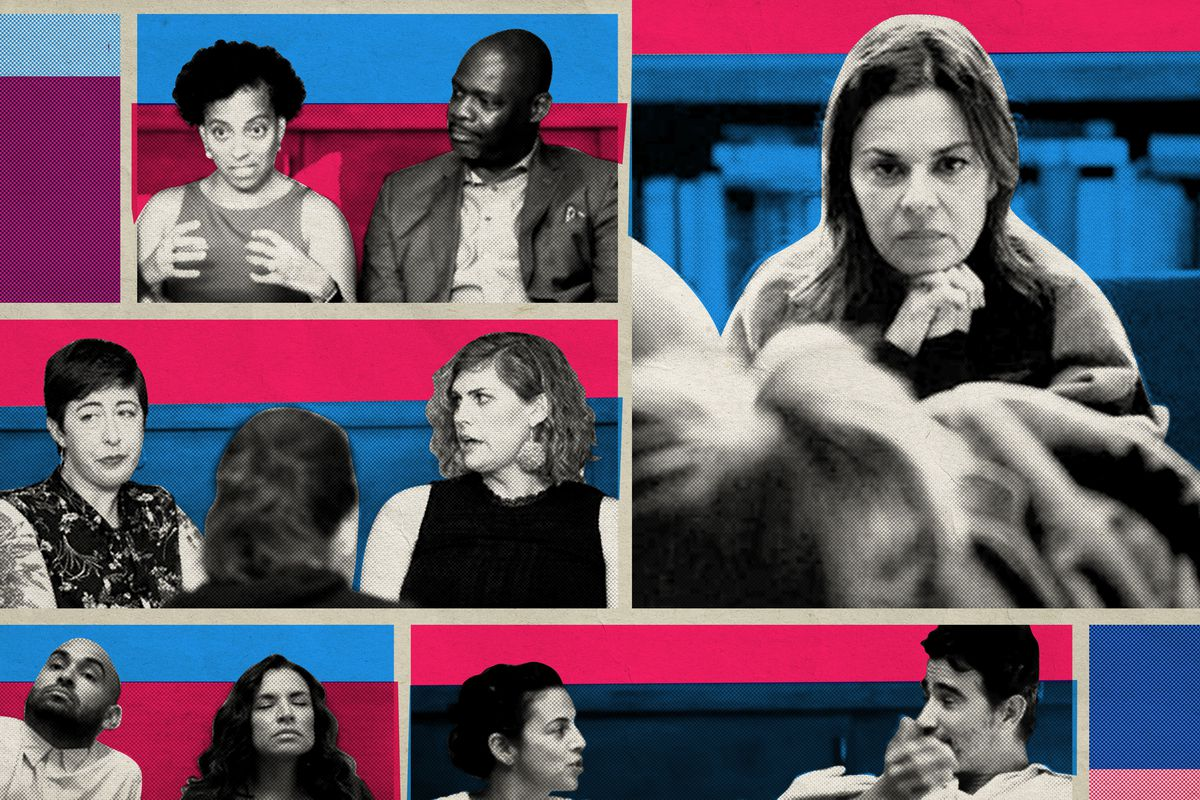 A Session With 'Couples Therapy,' the Non-Reality Reality TV