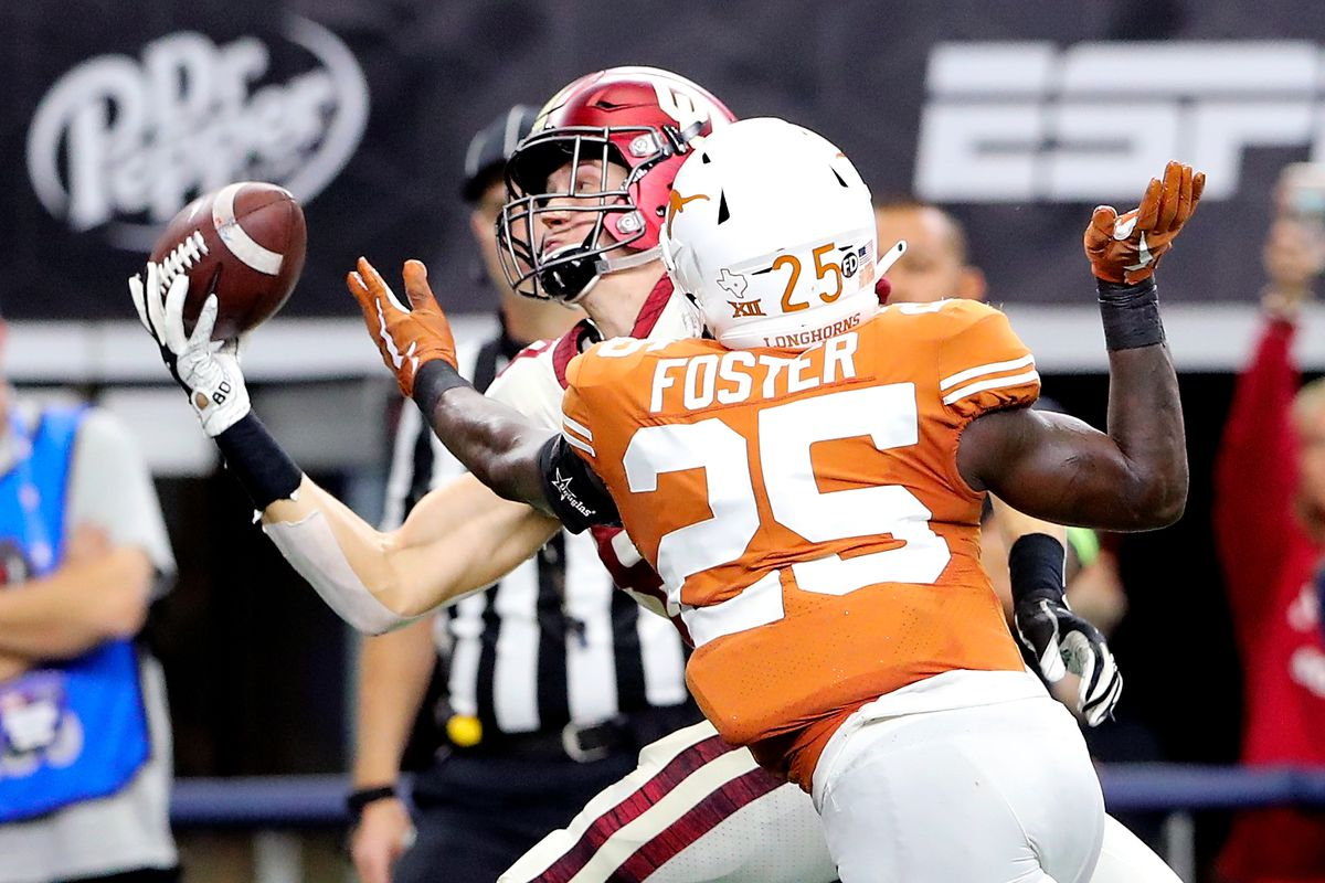 Third Down Defense Sinks The Longhorns Once Again In Big 12 Title Loss To Oklahoma Texas Turned One Of Its Worst Performances Season