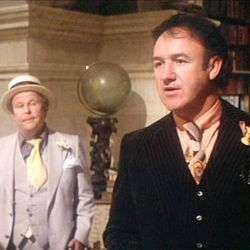 """If you enjoyed the antics of Ned Beatty, left, and Gene Hackman as Otis and Lex Luthor, respectively, in """"Superman"""" (1978), a new three-hour version on Blu-ray is for you."""