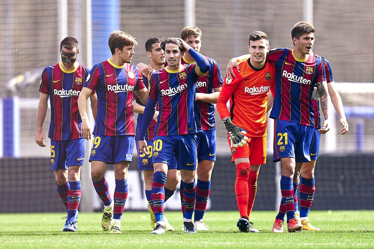 Time to enjoy Barcelona?s youngsters in pre-season action