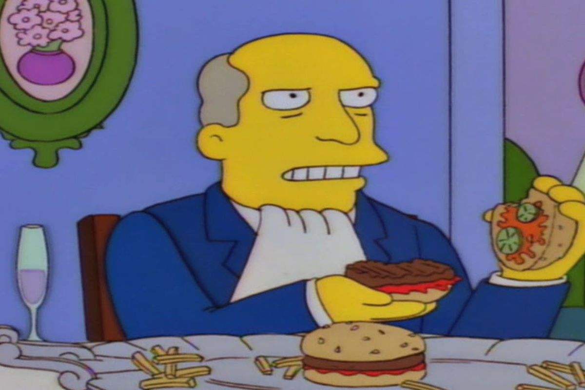"""Simpsons' """"Steamed Hams"""" creator ends 2018 with ..."""
