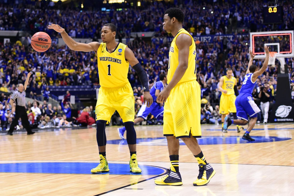 Michigan will likely look a lot different in 2014-15.
