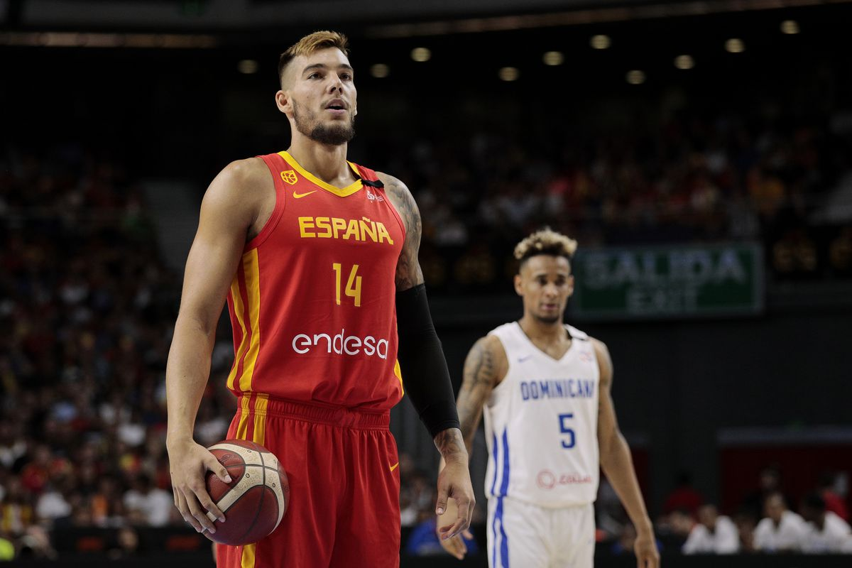 Willy Hernangomez has showcased his talents at the FIBA World Cup