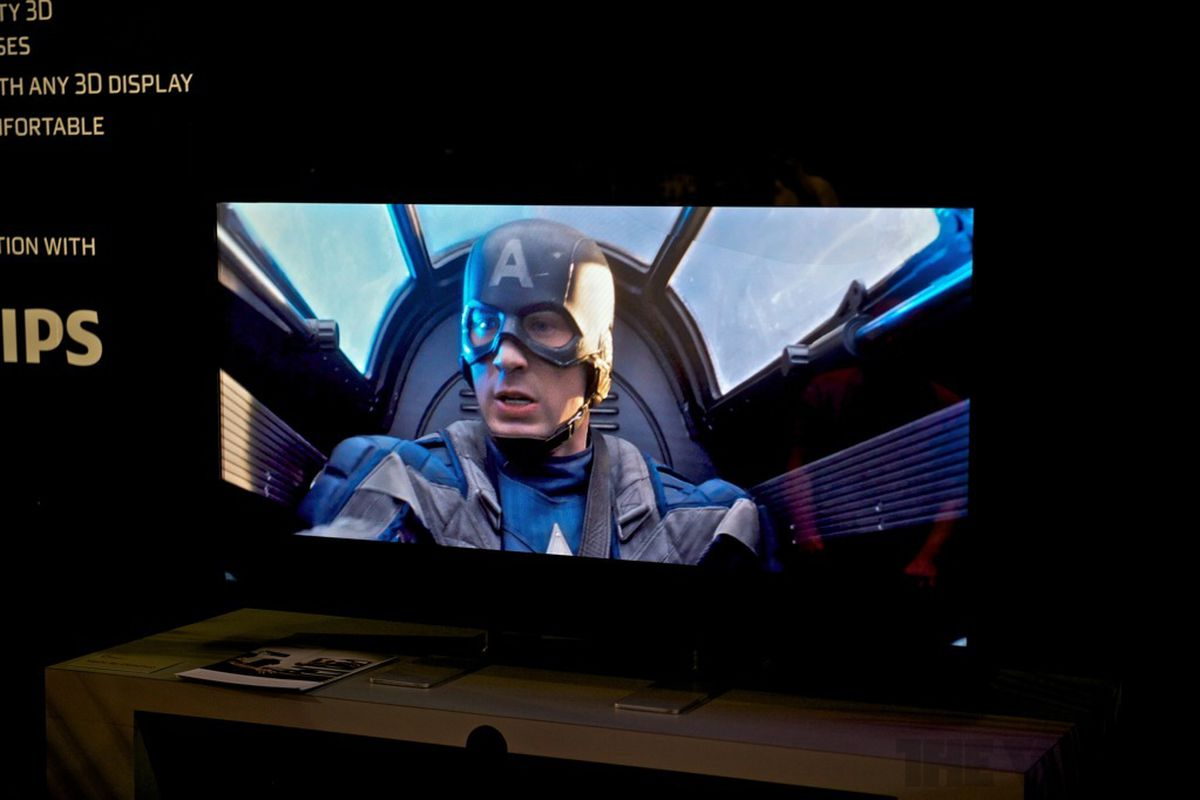 Dolby's glasses-free 3D prototype hands-on: a 3D experience that