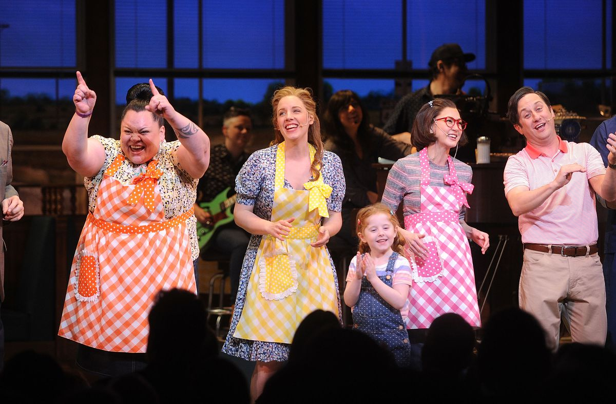 Sara Bareilles's new musical Waitress is fun and bubbly  But it's
