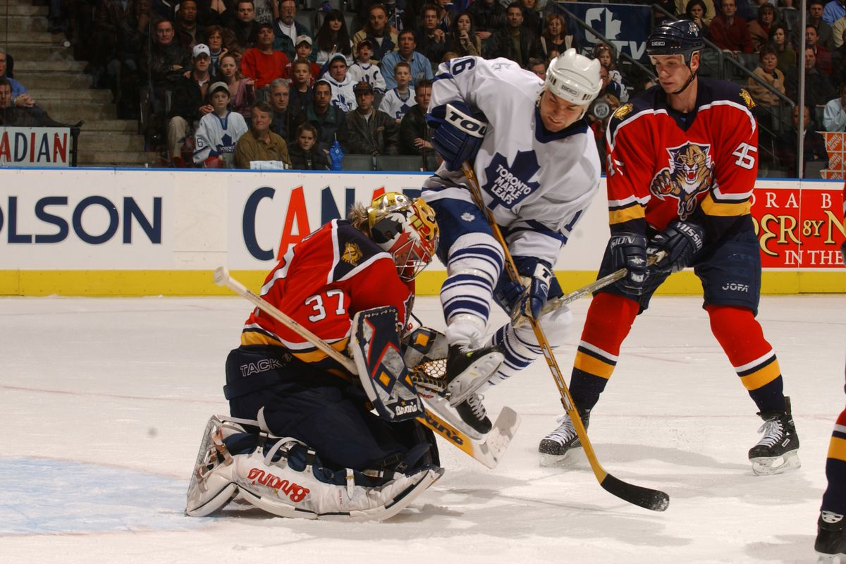 Panthers v Leafs X Tucker
