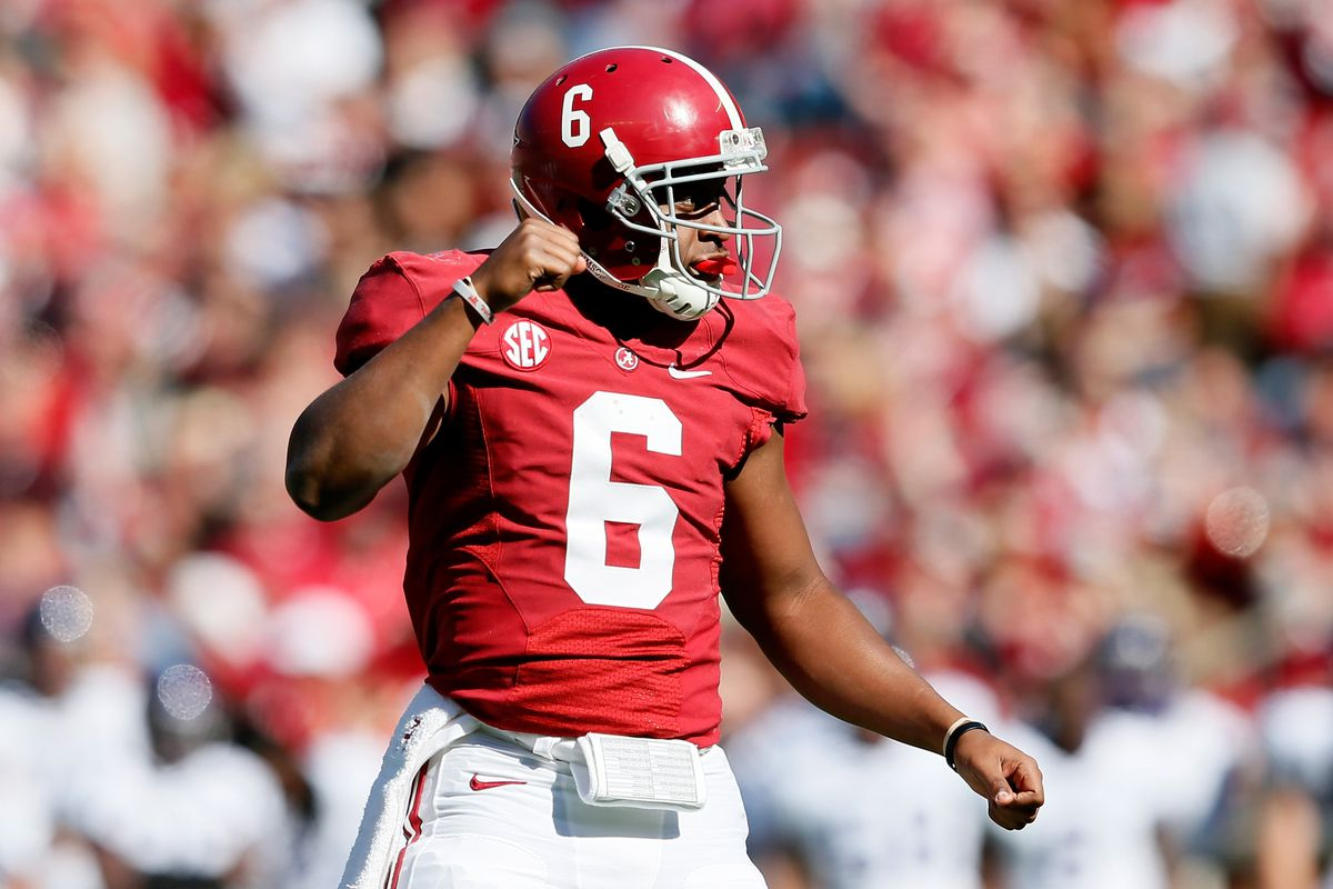 2014 Alabama Football Preview The Quarterbacks Roll Bama Roll