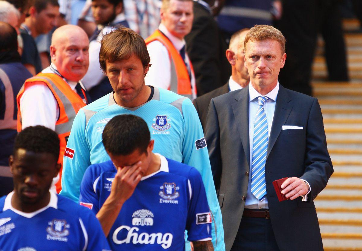 Chelsea v Everton - FA Cup Final