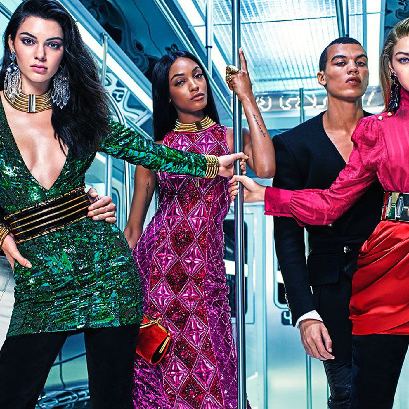 d82340a38b7ed H&M x Balmain: See the Entire 100+ Piece Collection With Prices - Racked