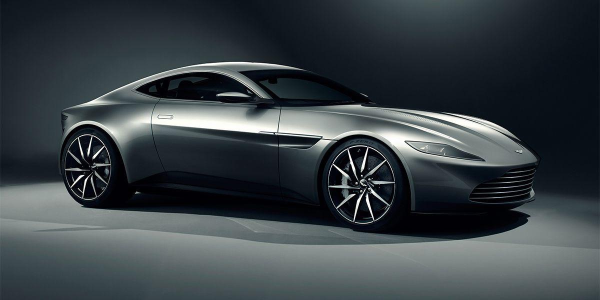 Aston Martin DB10 James Bond