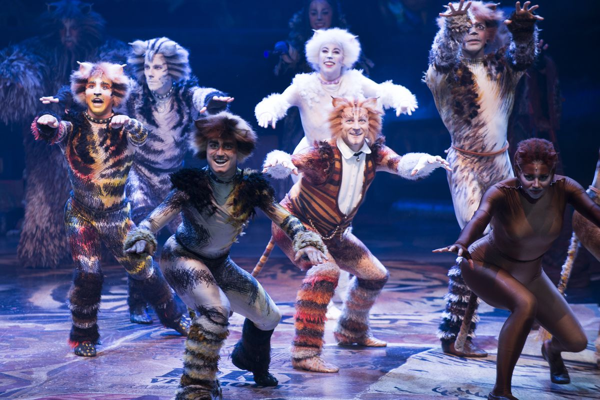 Cats the Musical Is Ge...