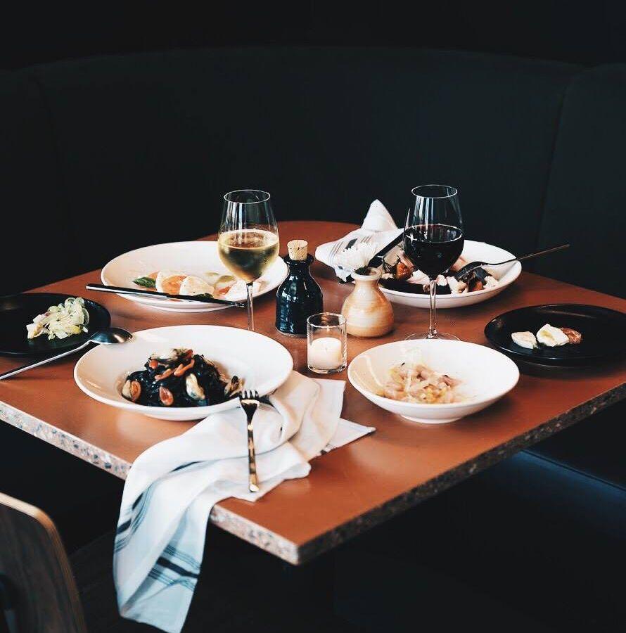 Dinner at Il Brutto