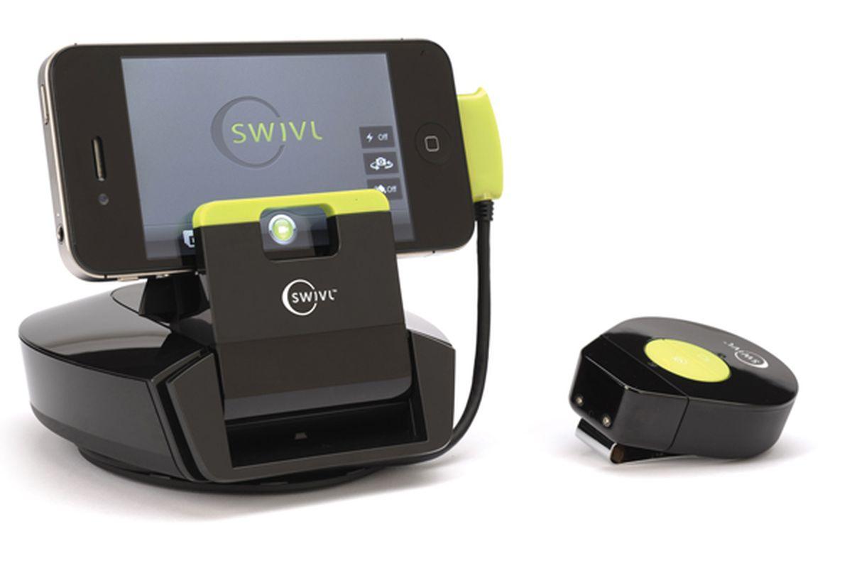 Swivl-it press image