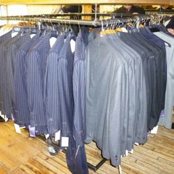 The Brooks Brothers suits