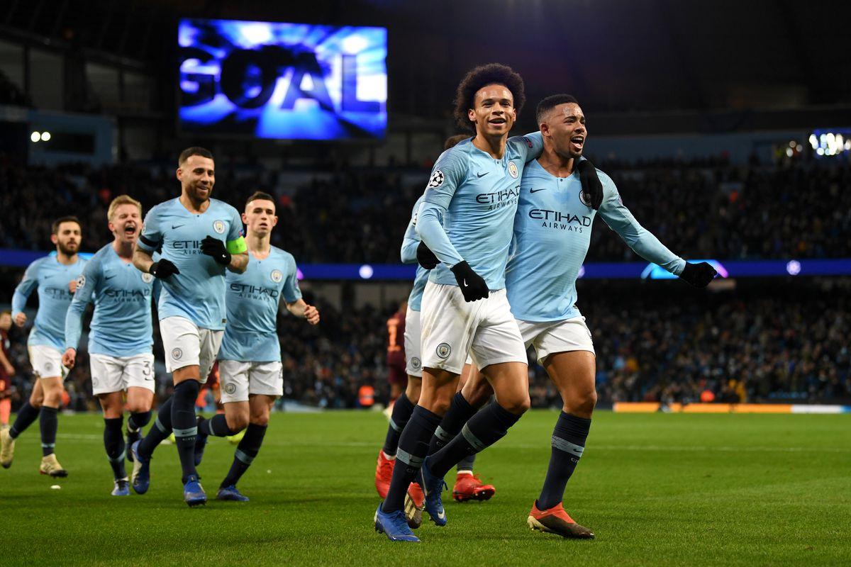 Manchester City v TSG 1899 Hoffenheim - UEFA Champions League Group F