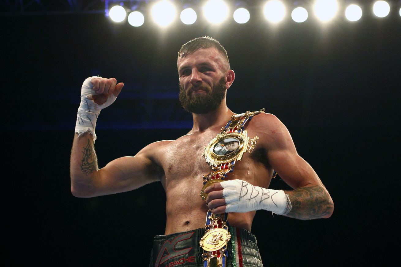 1191216588.jpg.0 - Queensberry signs British super featherweight champion Cacace