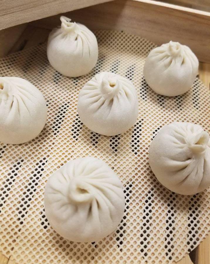 Dumplings from Lin Asian