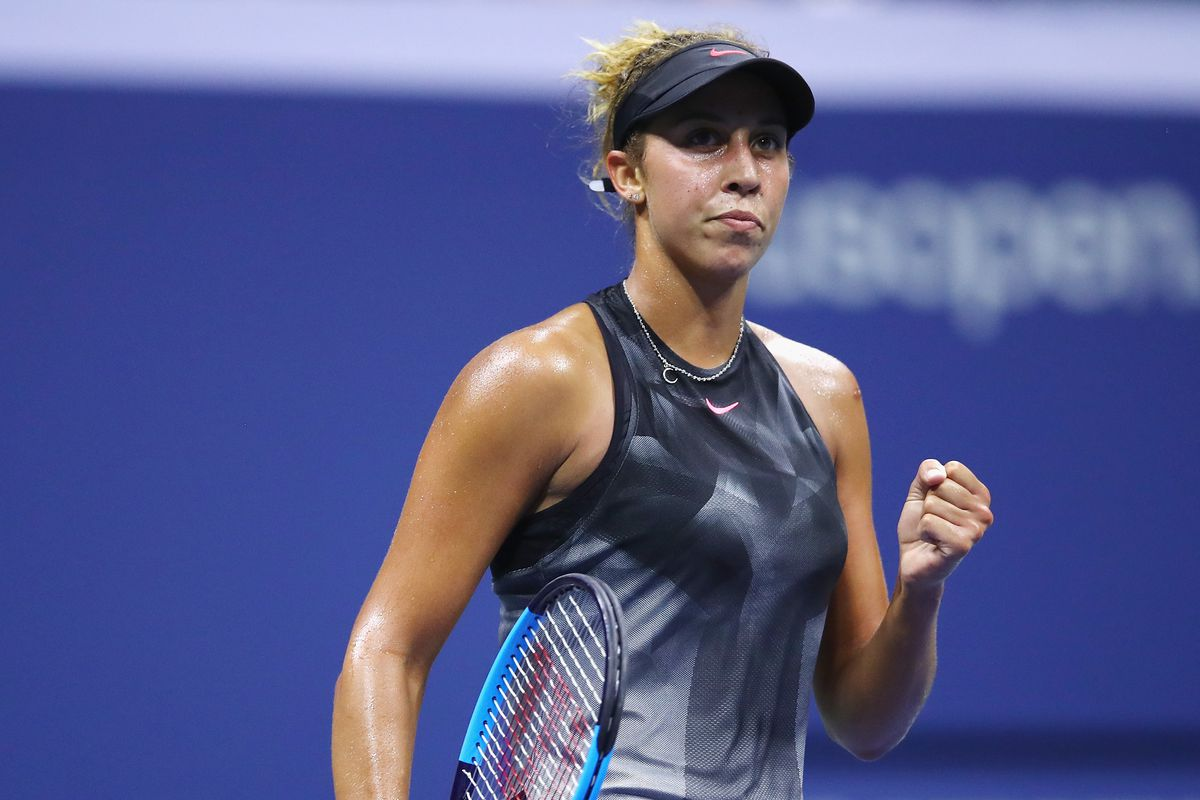 US Open: Madison Keys into quarters