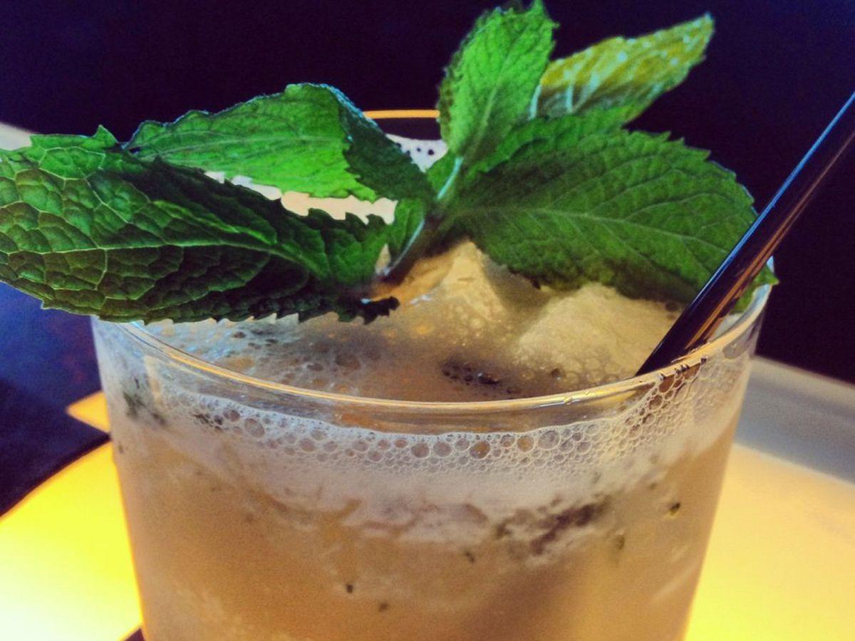The Whiskey Sour at Mandarin Bar