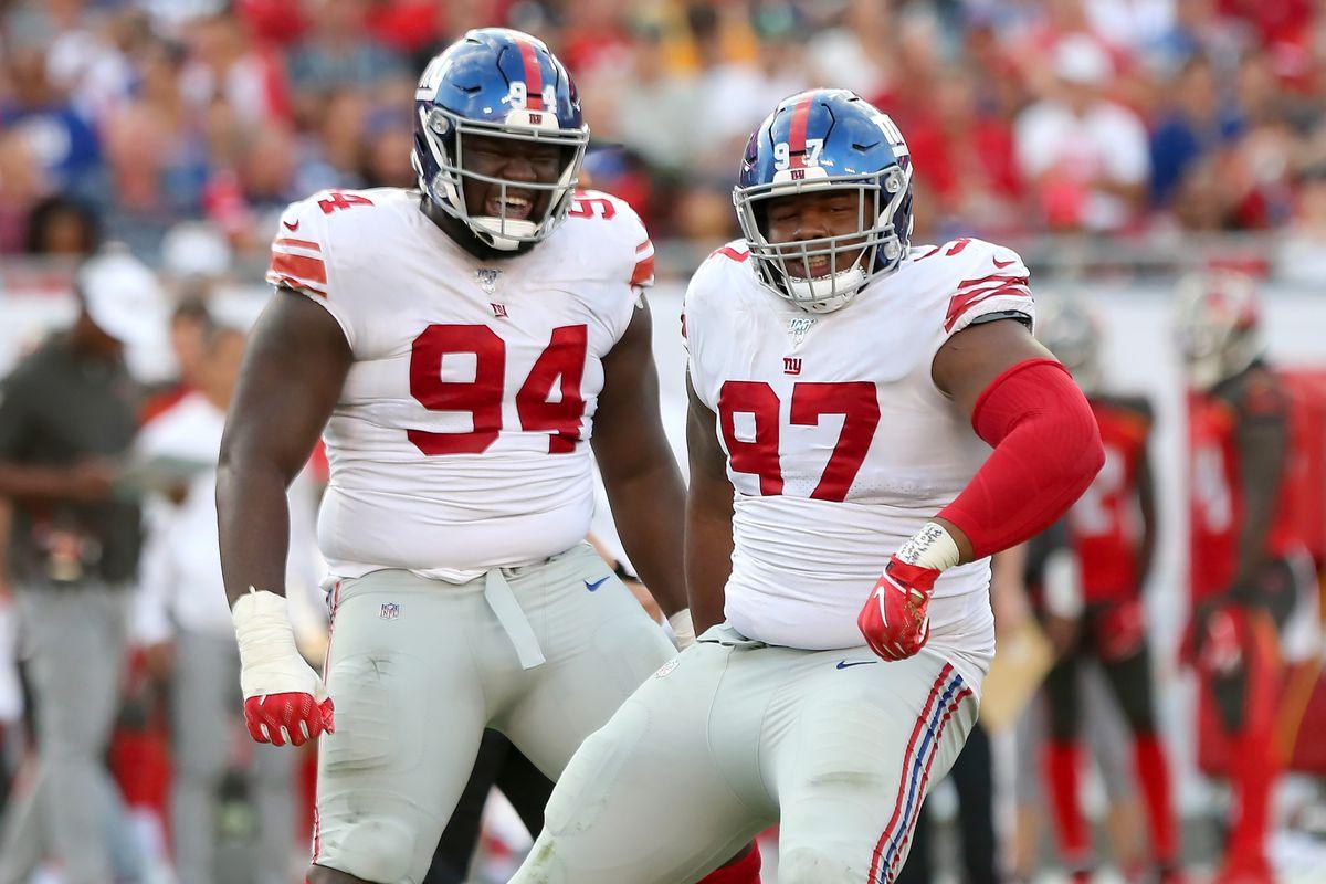 NFL: SEP 22 Giants at Buccaneers