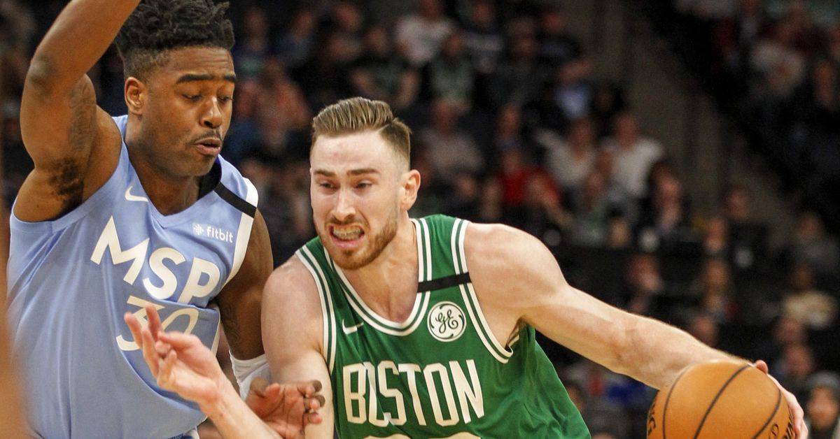 Scapegoating Gordon Hayward is getting old