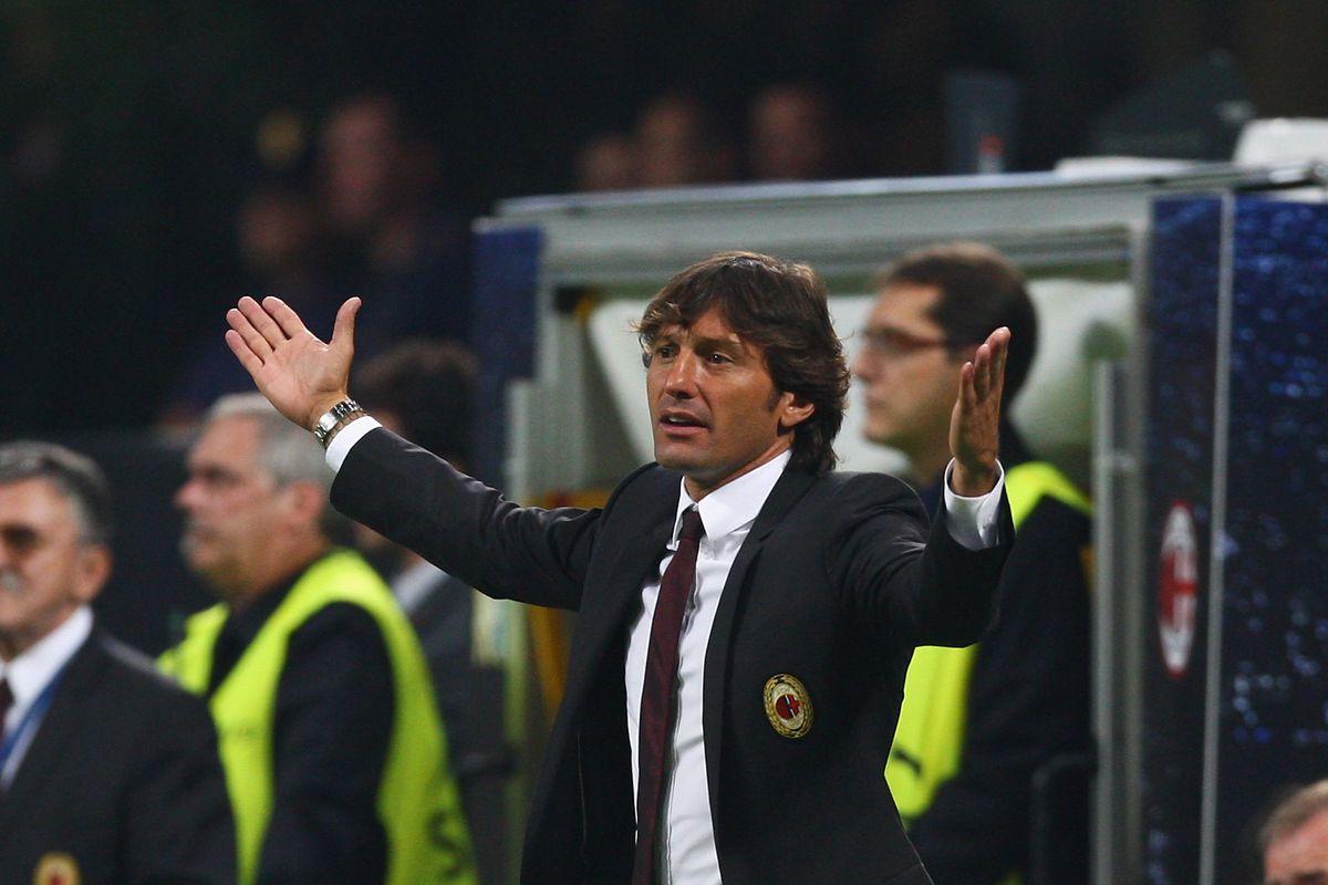 AC Milan v FC Zurich - UEFA Champions League