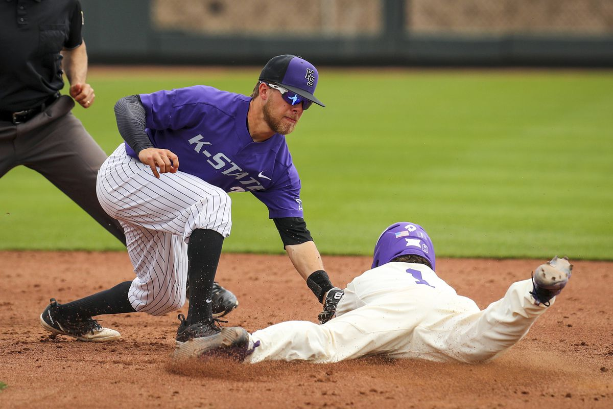 The Wildcat third-sacker had eight hits in the two-game mid-week set.
