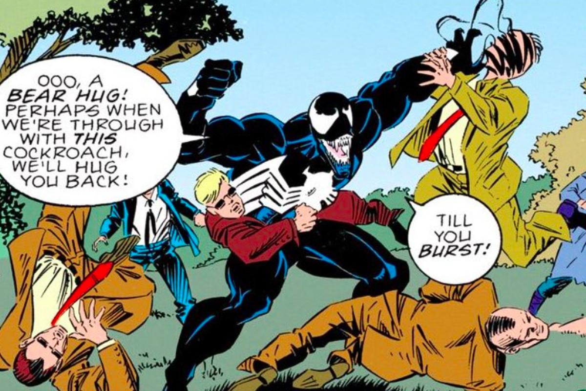 Venom, the Spider-Man supervillain, explained - Vox
