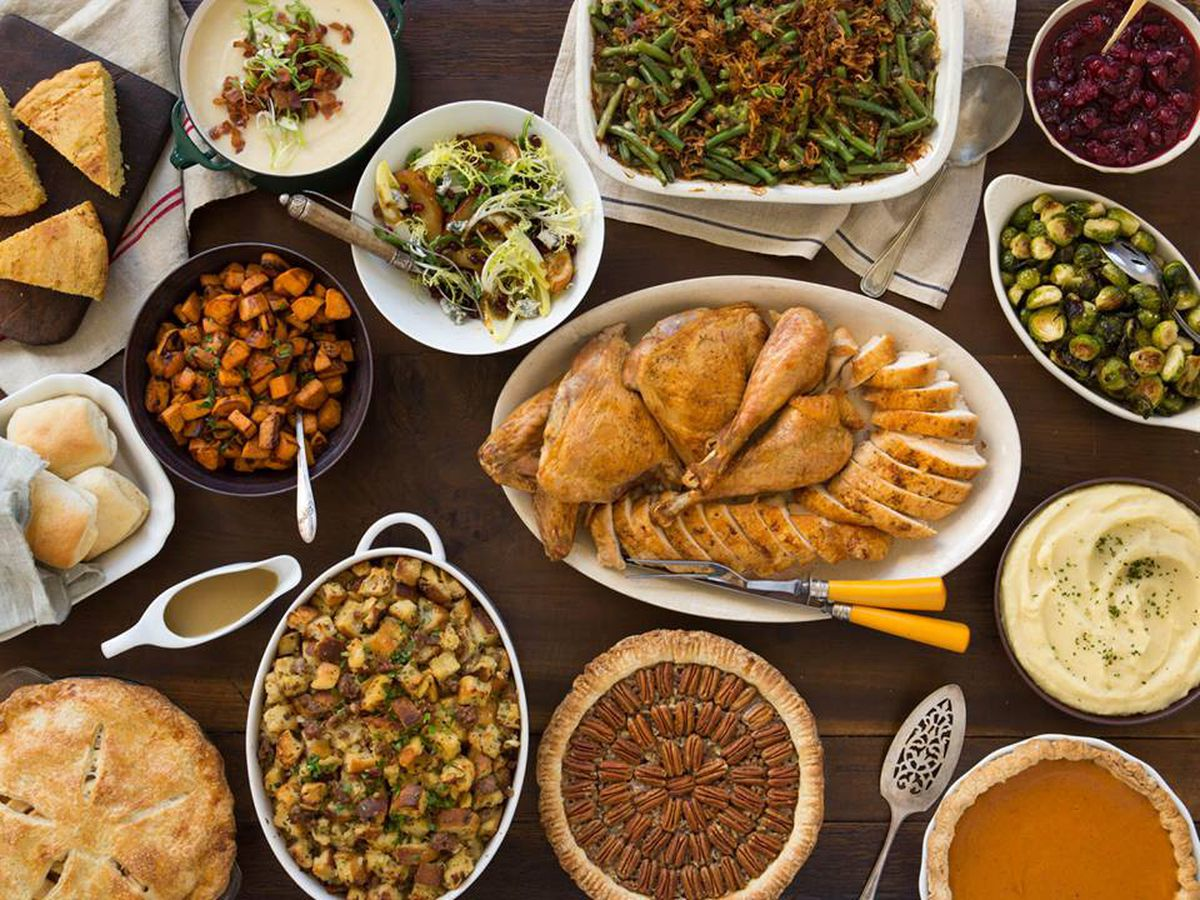 Restaurants To Eat Thanksgiving Meal San Diego