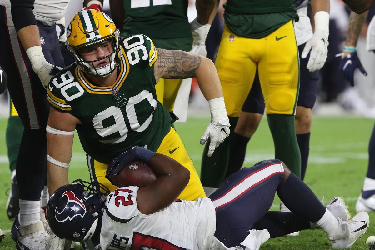 NFL: AUG 14 Preseason - Texans at Packers