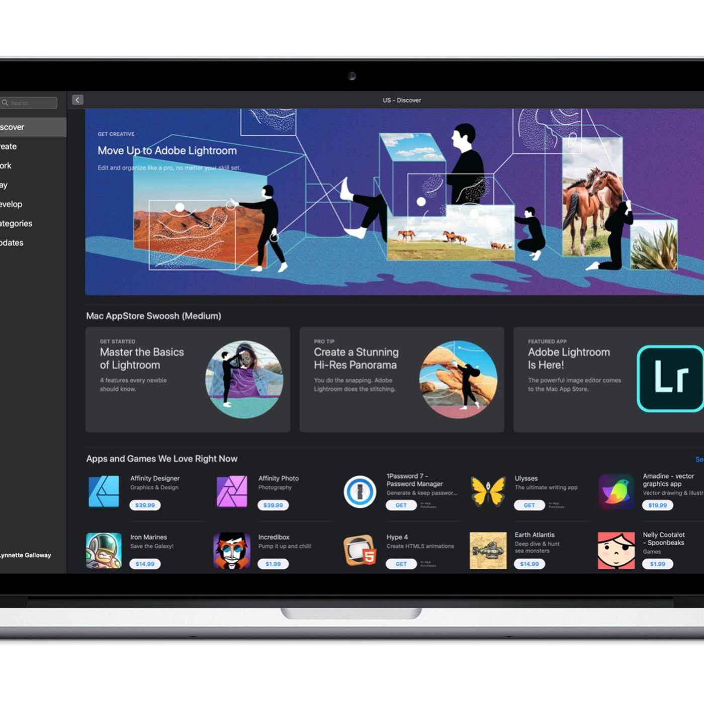 Adobe Lightroom returns to the Mac App Store - The Verge