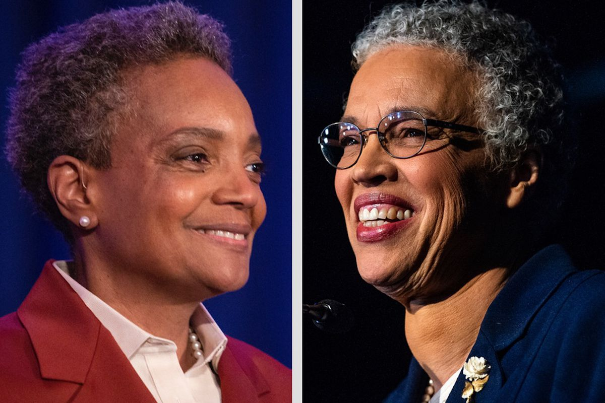 Lightfoot and Preckwinkle have to get stuff done — not like each other