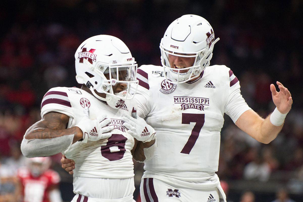 huge discount 0ea12 c3270 Mississippi State vs. Louisiana score: Bulldogs triumph over ...