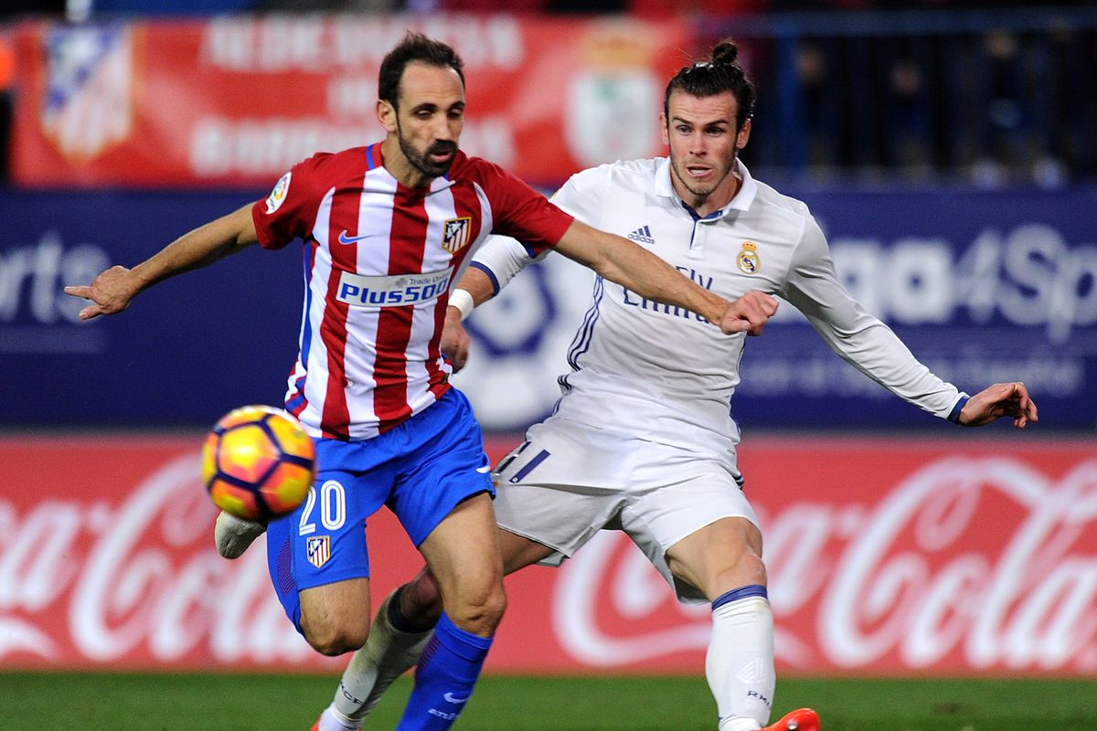 Photo by Denis Doyle/Getty Images. Real Madrid host Diego Simeone's Atletico  ...