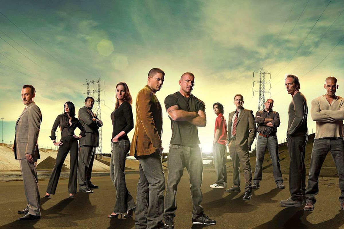 Prison Break Becomes The Latest Fox Series To Be Rebooted The Verge