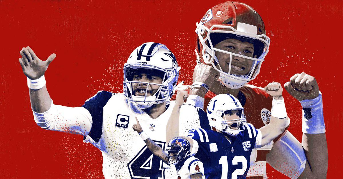 0e3e0555515 NFL Three-Quarter-Mark Power Rankings  How  Bout Them Cowboys  - The Ringer