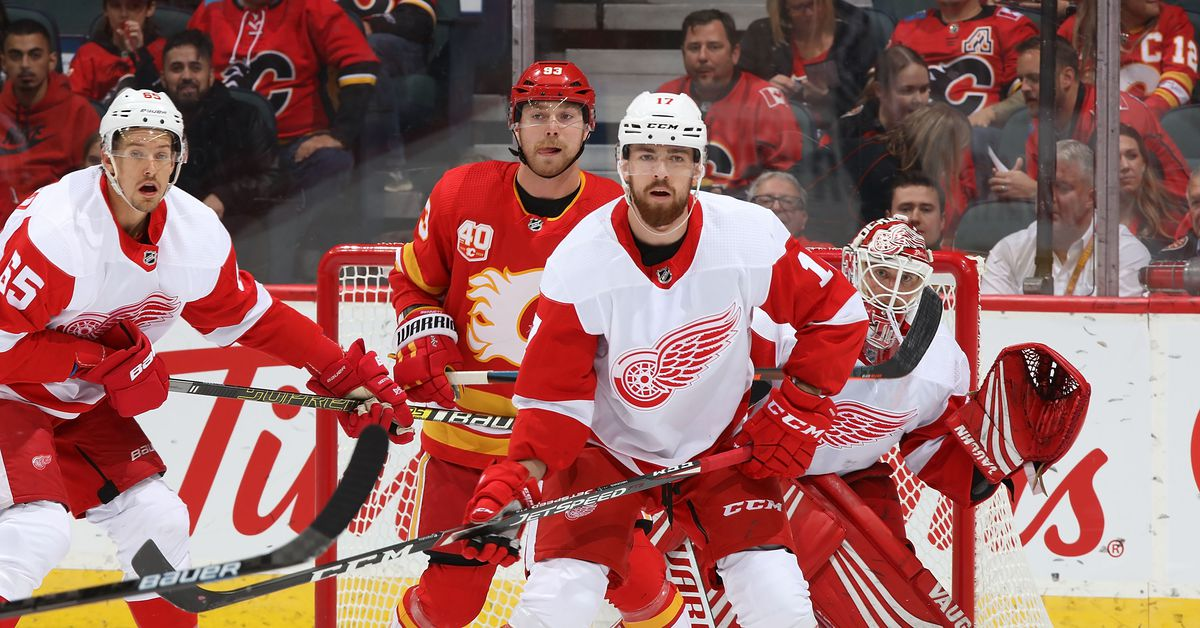 Red Wings vs Flames — Gameday Updates, Projected Lineups and Keys to the Game