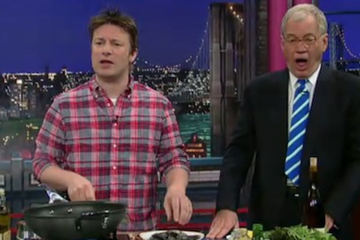 Jamie oliver theres beaver anal gland in ice cream eater jamie oliver was on david letterman last night and the two of them discussed beaver anal glands it turns out theyre used to make an additive called ccuart Gallery