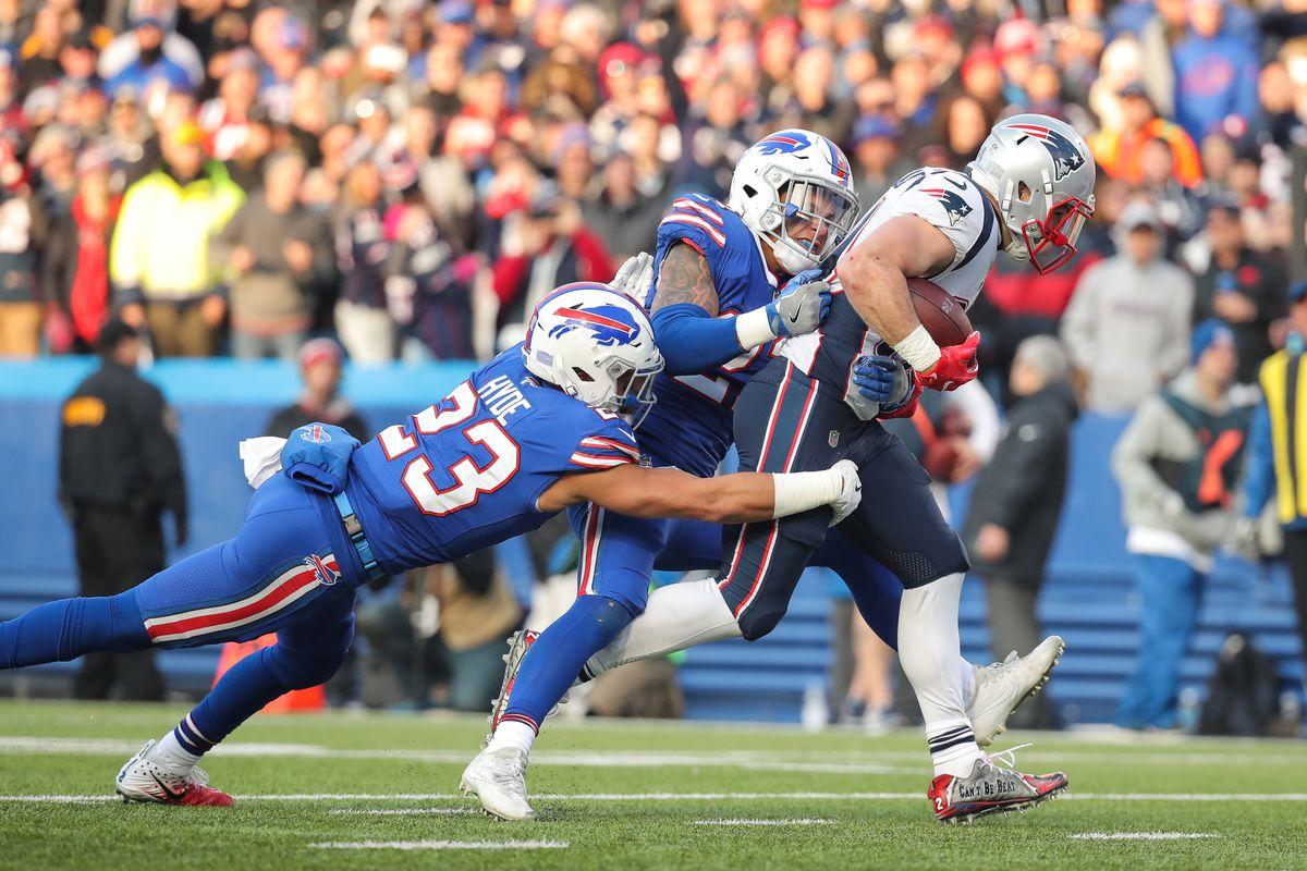 New England Patriots v Buffalo Bills