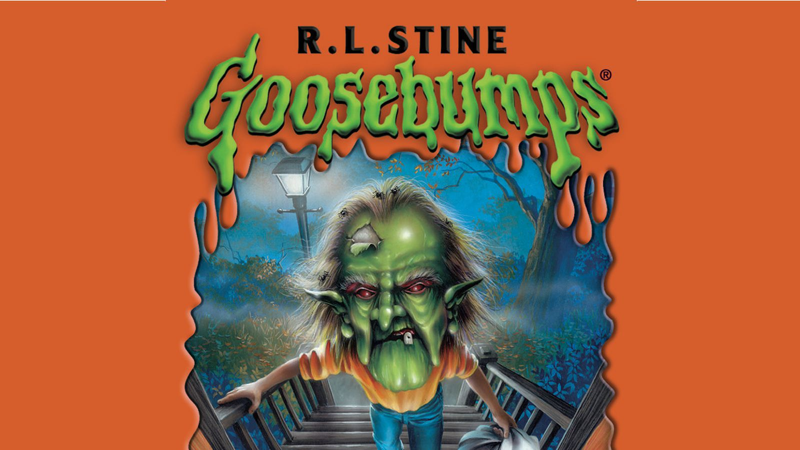 'I never wanted to be scary': an interview with R. L. Stine