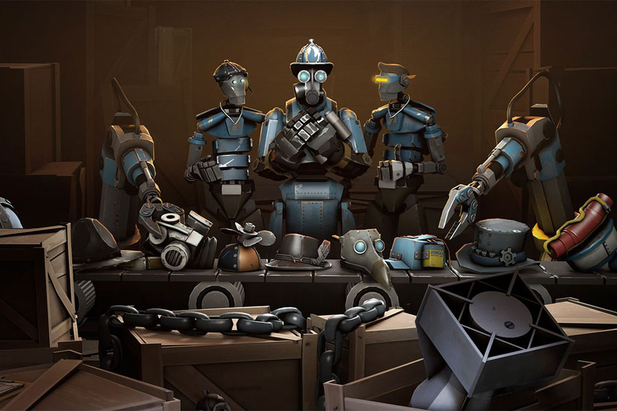 Team Fortress 2's latest update, Robotic Boogaloo, is