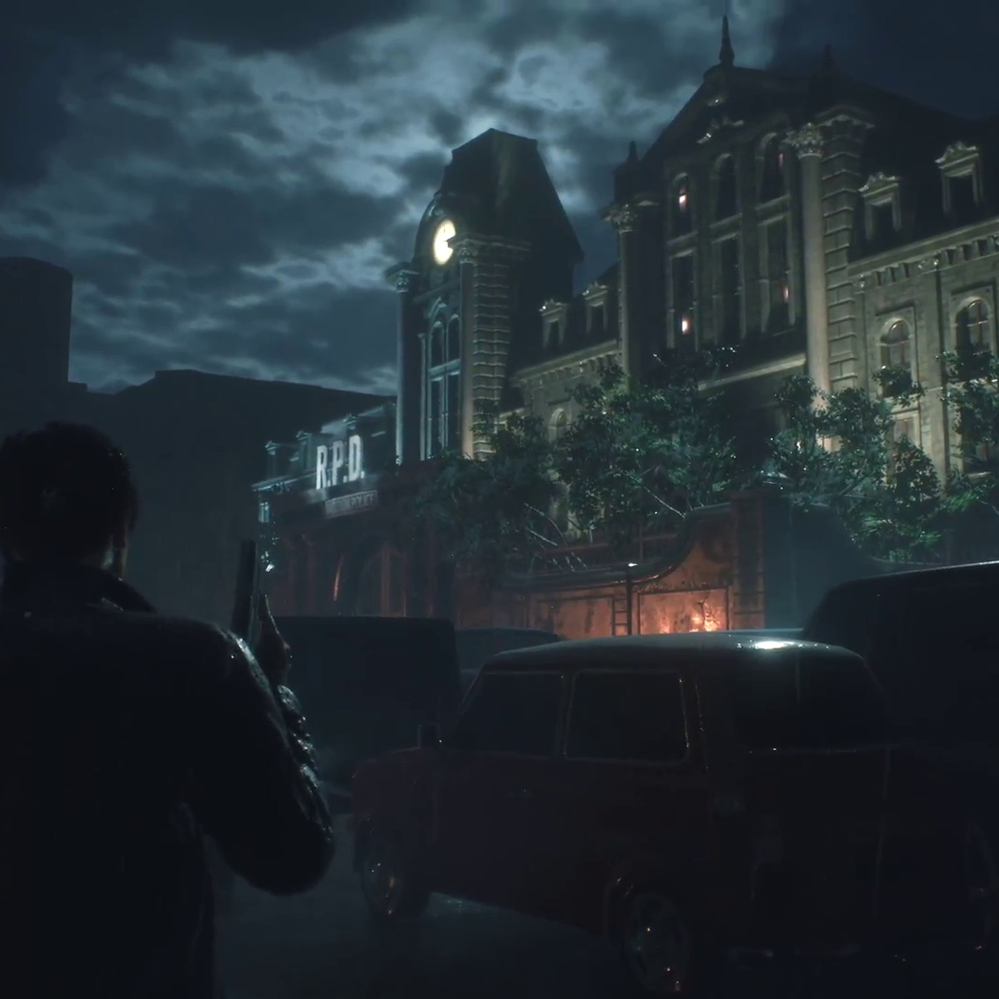 Resident Evil 2 Remake Revealed Coming January 2019 Polygon