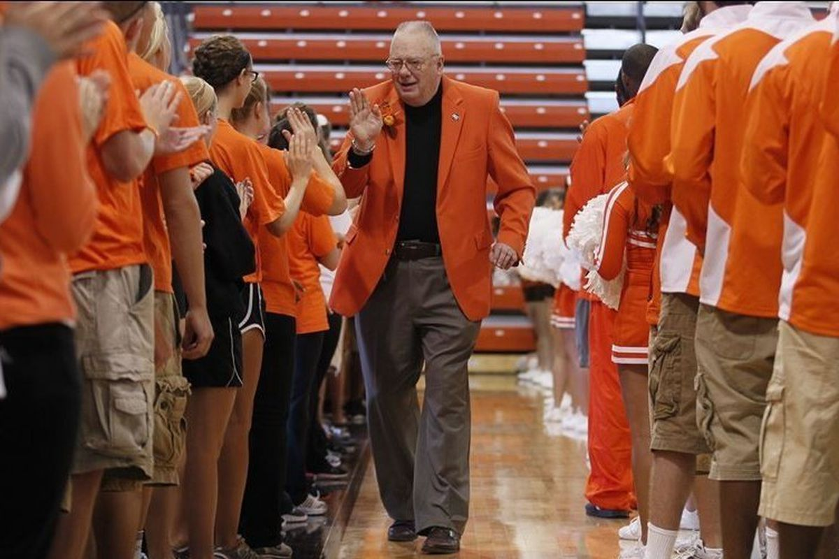 Bill Frack who contributed the largest private gift to BGSU athletic programs in school history, died wednesday