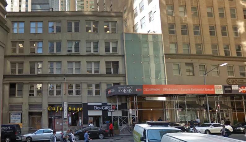 ... 28-story residential building at 102 John Street f0e16f9c72