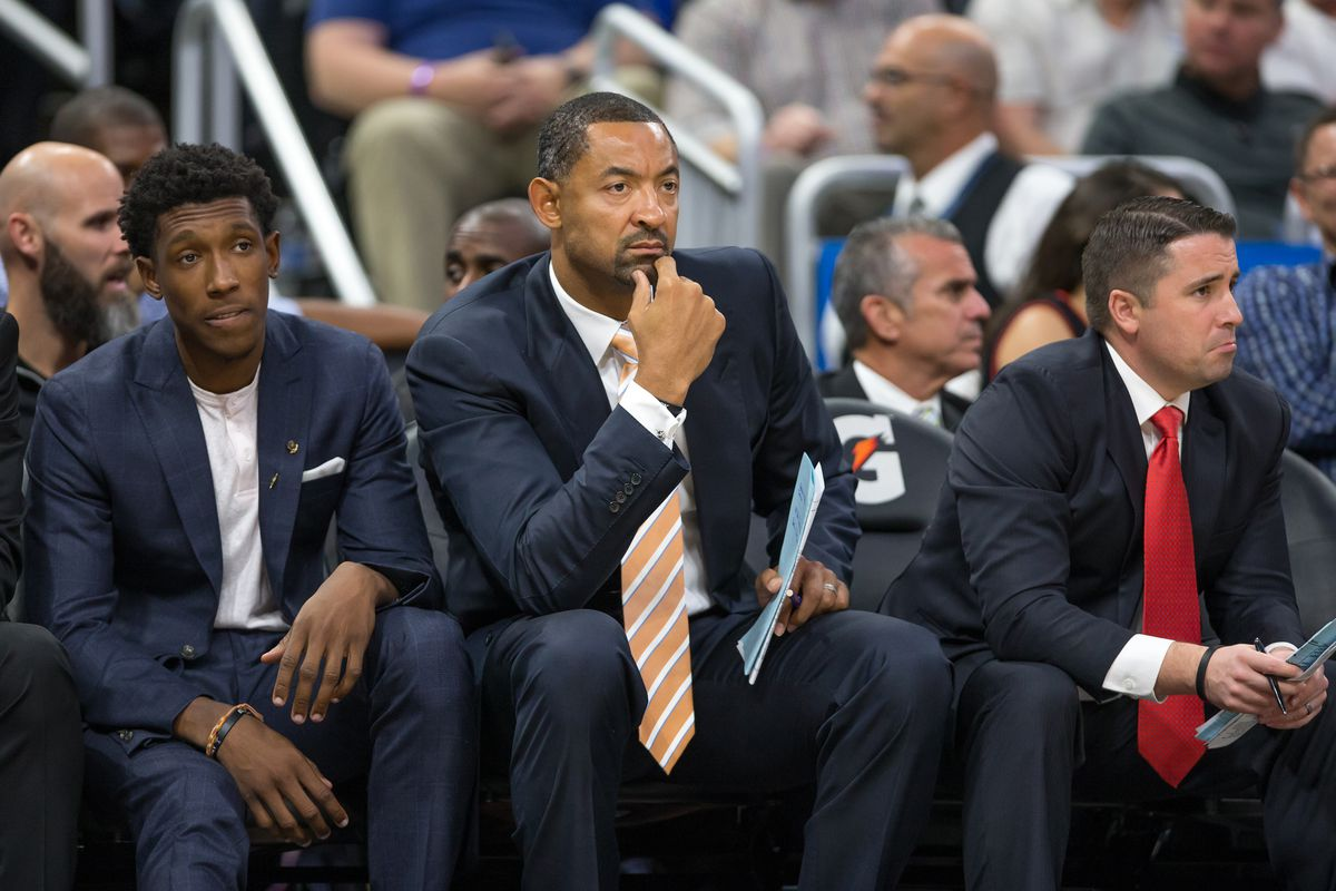 Michigan hires Juwan Howard as Men's Basketball Coach