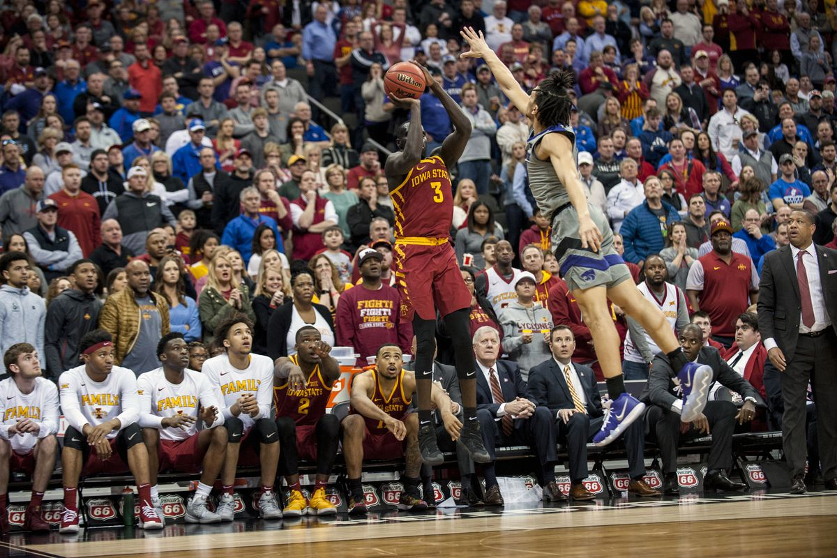 NCAA Basketball: Big 12 Conference Tournament-Iowa State vs. Kansas State