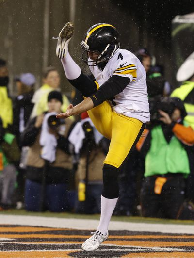 NFL: JAN 09 AFC Wild Card - Steelers at Bengals