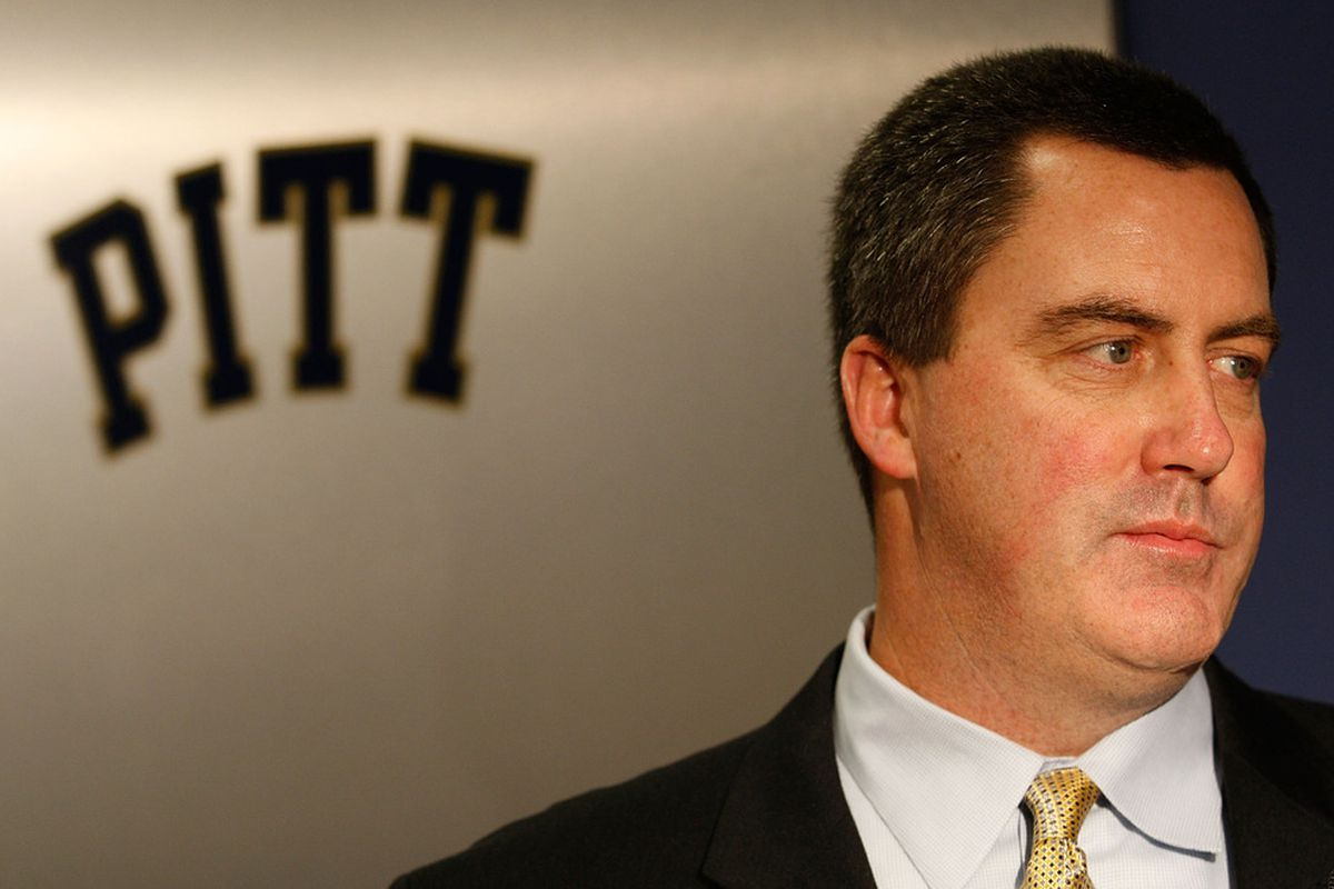 Where does Paul Chryst rank in the pecking order of Big East coaches (Photo by Jared Wickerham/Getty Images)