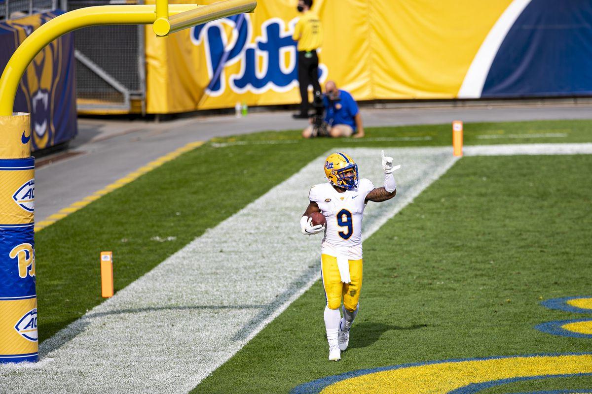 COLLEGE FOOTBALL: SEP 12 Austin Peay at Pitt