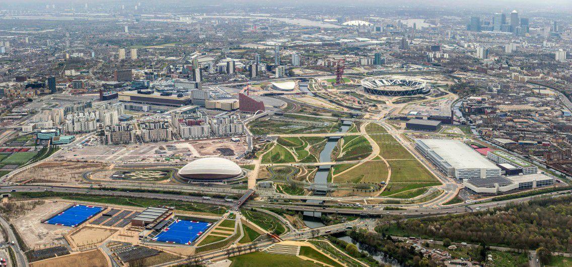 London 2012 Plans